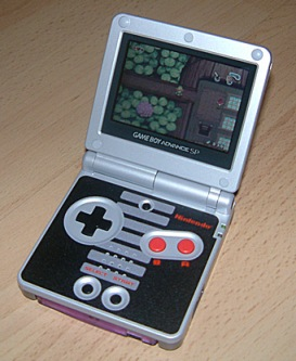 Game Boy Advance SP. Finally, we saw the release of the GBA SP.